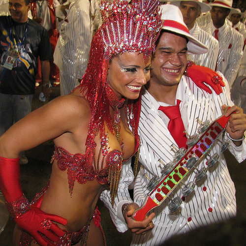 Disfraces divertidos para el carnaval